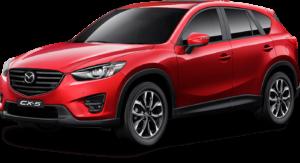Car Rental Mazda CX5 Automatic- Red Line Rent a Car Tenerife.