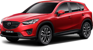 Mietwagen Mazda CX-5 Autovermietung Red Line Rent a Car