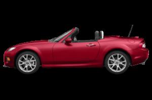 Mietwagen Mazda MX-5 Autovermietung Red Line Rent a Car