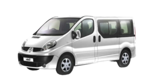 Renault Trafic 9 pax - Red Line Rent a Car