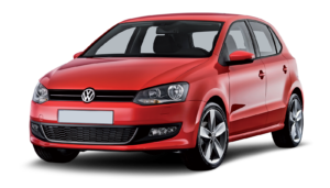 Mietwagen VW Polo Autovermietung Red Line Rent a Car