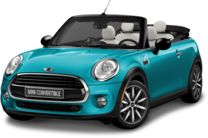 Mini Cabrio Automatic - Tenerife Car Rental