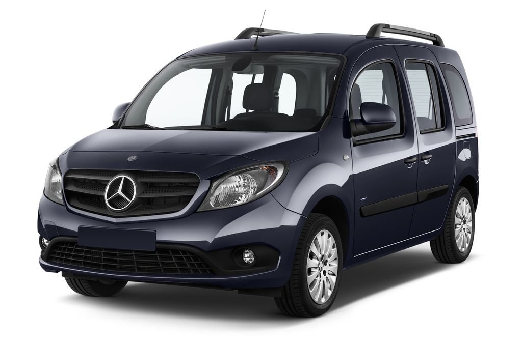 Mietwagen Mercedes Citan Autovermietung Red Line Rent a Car