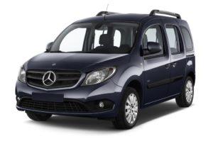 Mietwagen Mercedes Citan Autovermietung Red Line Rent a Car