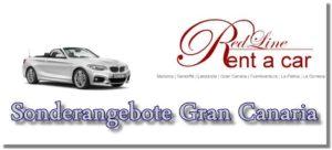 Mietwagen-Sonderangebote Gran Canatia
