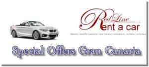 Special offers car rental Gran Canaria