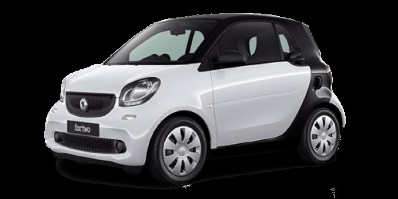 Gran Canaria Car Rental - Smart Fortwo